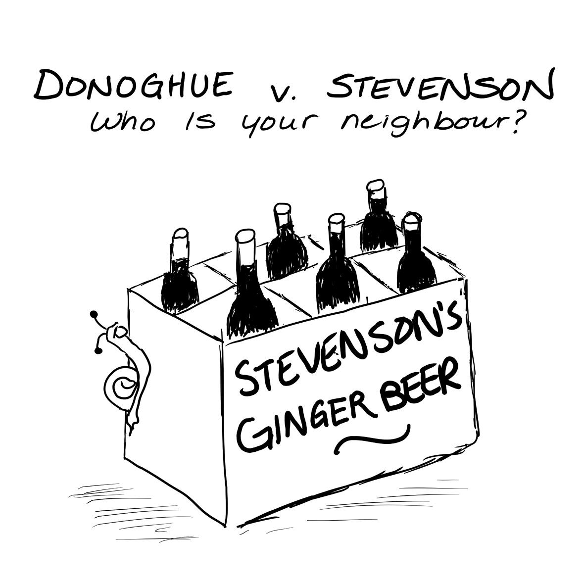Donoghue v Ste