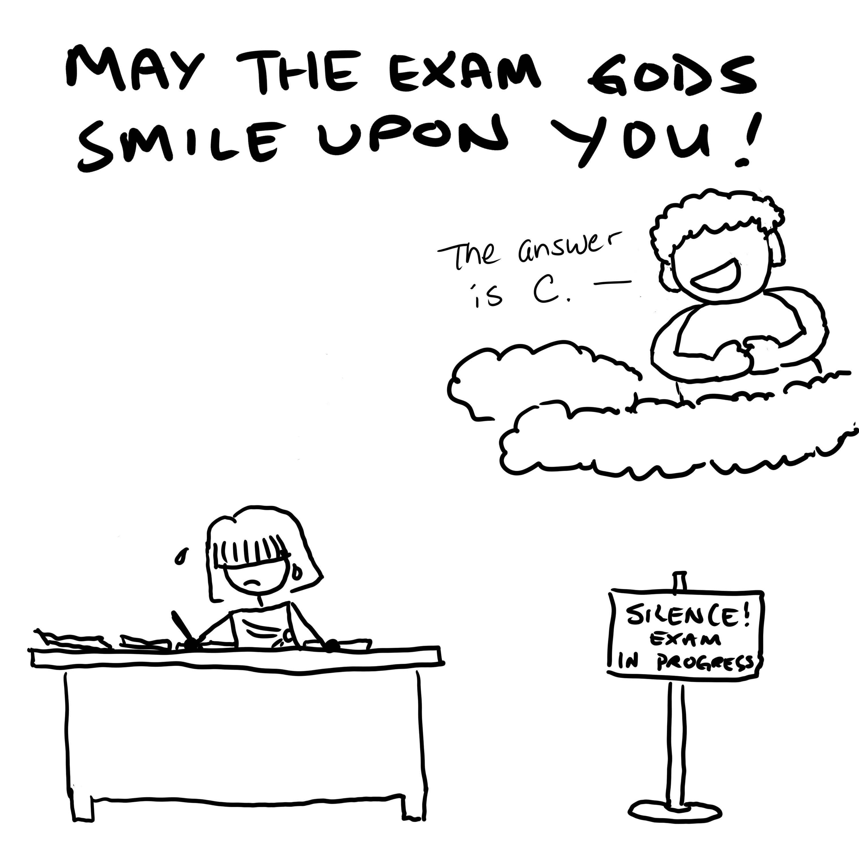 Exam Gods