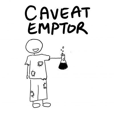 077 - Caveat Emptor - square