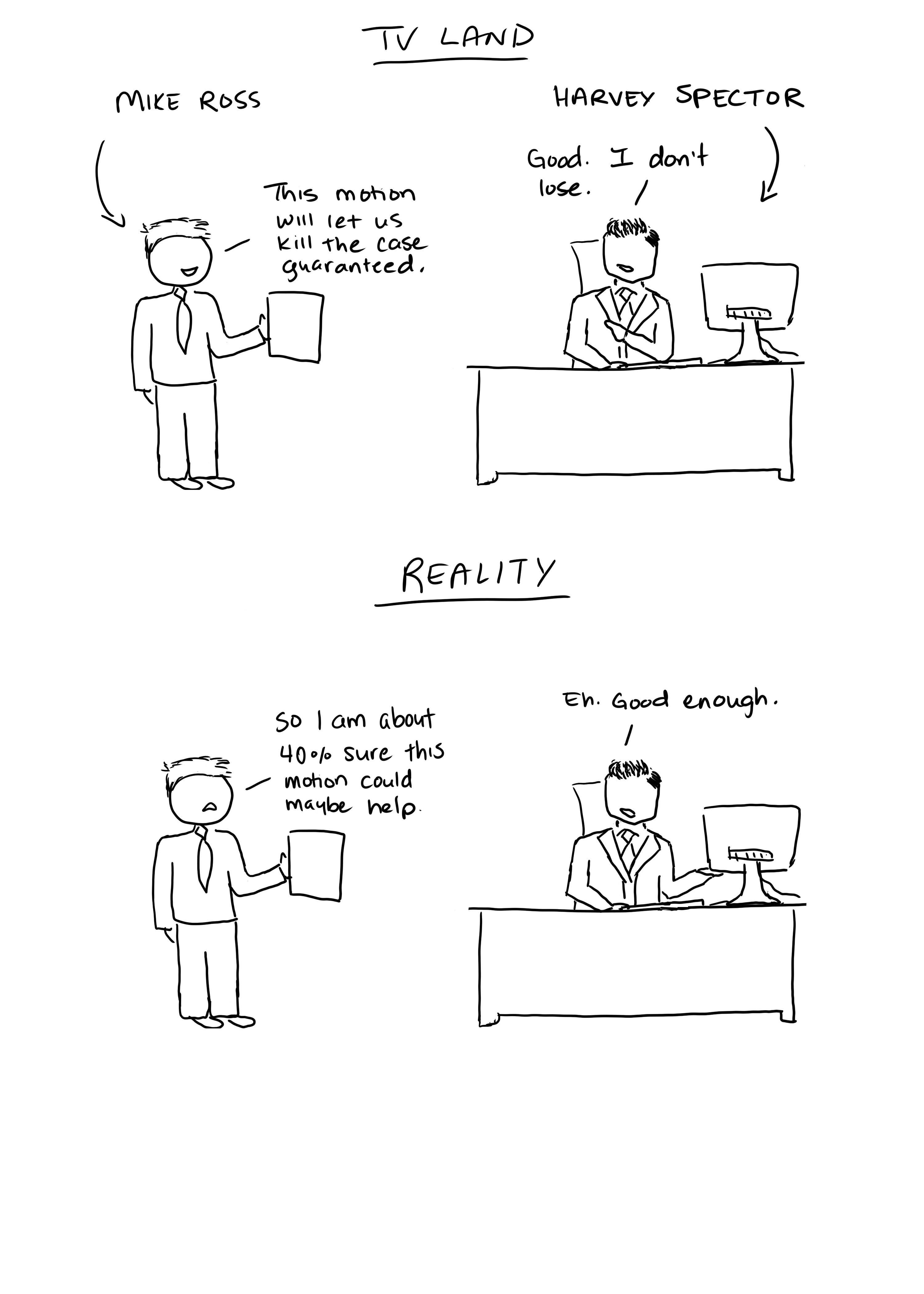 100 - TV vs. Reality