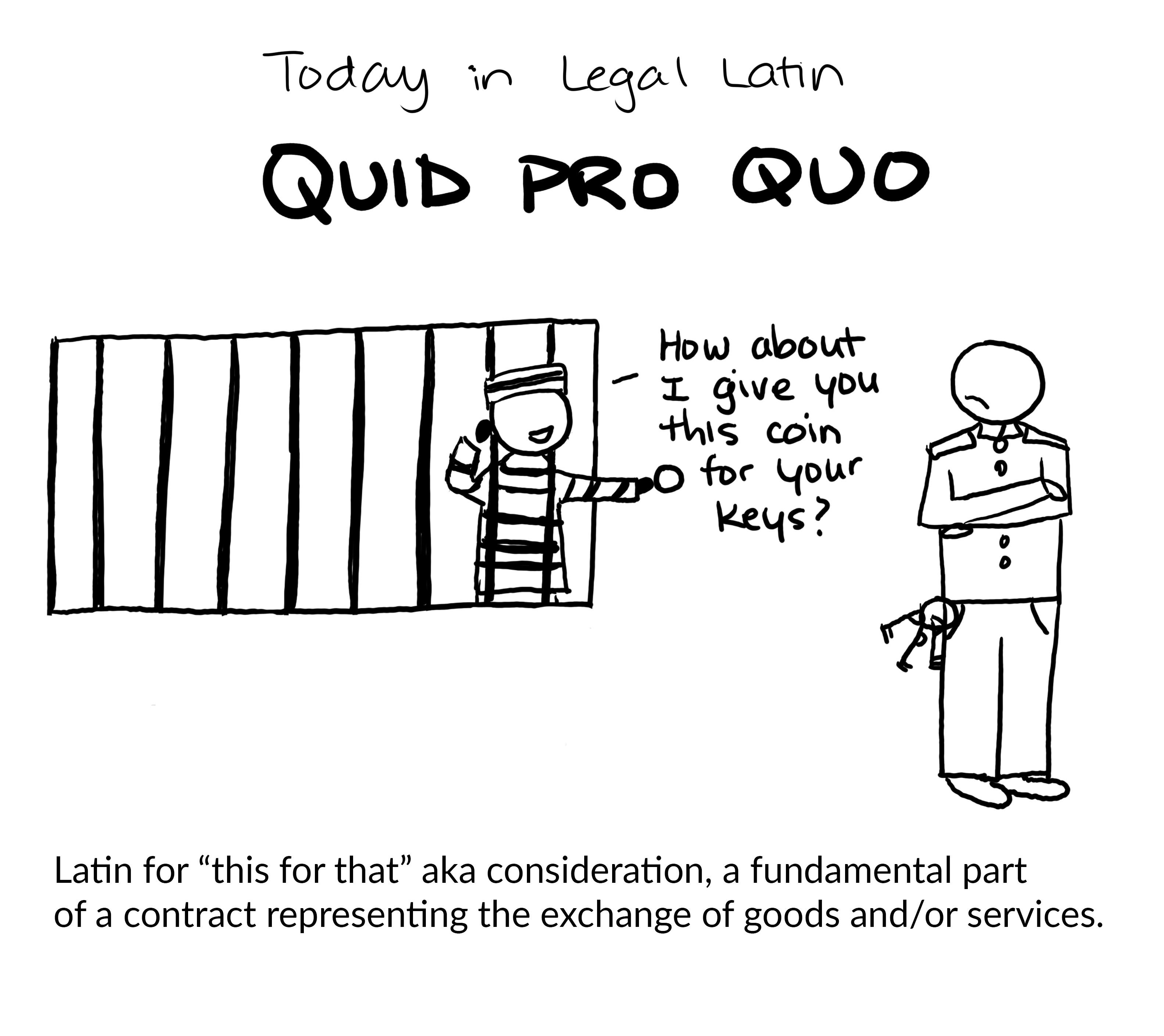 106 - Quid Pro Quo